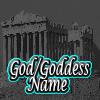 Ancient god and goddess