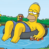 Puzzle: The Simpsons fami...